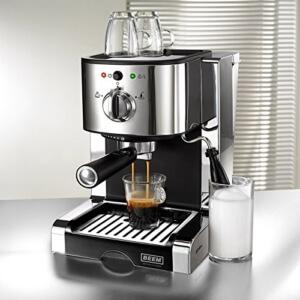 espressomaschinen testberichte