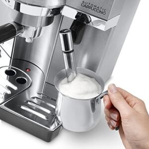 espressomaschine siebträger delonghi